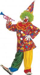 Beppo - Clowndräkt för barn