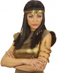 Egyptiskt orm-armband dam
