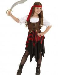 Tjusig piratdräkt för barn
