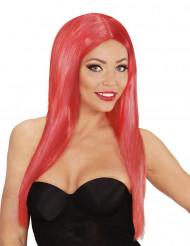 Miss Red-Head - Peruk för vuxna