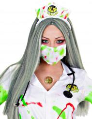 Giftiga fusksår med klister till Halloween