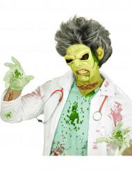Giftiga fusksår med klister - Smink till Halloween
