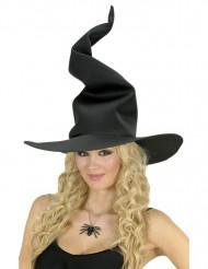 Svart häxhatt - Halloweenhattar för vuxna