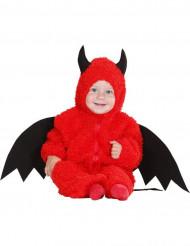 Liten demon Bebis - Halloweenkostym för bebisar