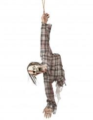 Zombie-överkropp 92 cm Halloween