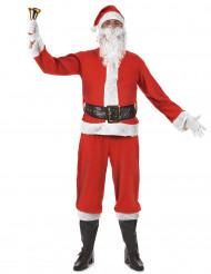 Komplett tomtegubbe - Juldräkt för vuxna