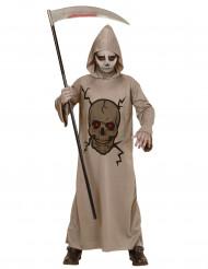 Skelettdräkt lieman Halloween barn