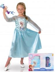 Klassisk Elsa Frozen™ - utklädnad + mikrofon