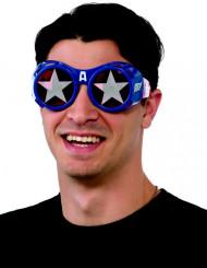 Captain America™-glasögon vuxen
