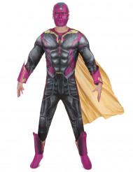 Maskeraddräkt vuxen lyx Vision Avengers™ film 2