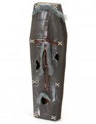 Kista med kors - Halloweendekoration 71 cm