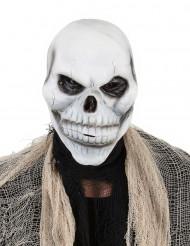 Dödskalle mask Halloween vuxen