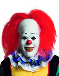 Det™ Clownmask med hår vuxen