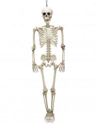 Stort skelett med rörelse - Halloweendekoration
