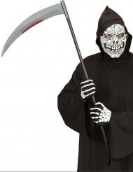 Blodig lie av plast 107 cm Halloween