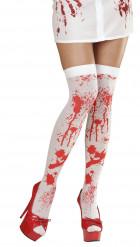 Blodiga strumbyxor Halloween
