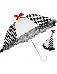 Rutigt paraply
