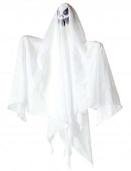 Lysande spöke 50 cm - Halloweenpynt