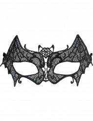 Fladdermus - Spetsmask till Halloween