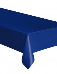 Blå plastduk 137 x 274 cm