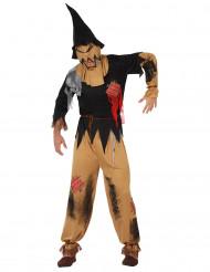 Fågelskrämma - utklädnad vuxen Halloween