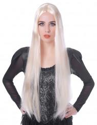 Blont bombnedslag - Peruk till maskeraden för vuxna