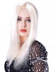 Ice blond - Peruk för vuxna till maskeraden 45 cm