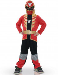 Power Rangers Super Megaforce™ Maskeraddräkt Röd Barn