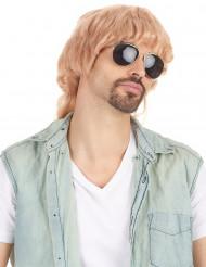 Peruk Blond Retro