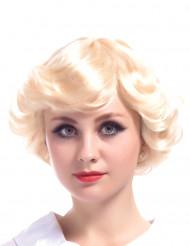 Blond Vintageperuk