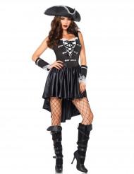 Sexig piratdrottning - Maskeradkläder för vuxna