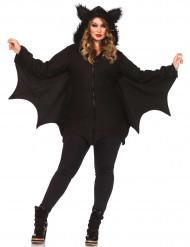 Fladdermus - utklädnad vuxen Halloween