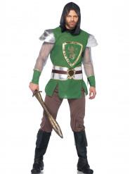 Grön riddare - utklädnad vuxen