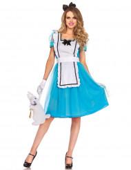 Blå sagoprinsessa - Utklädnad för vuxna