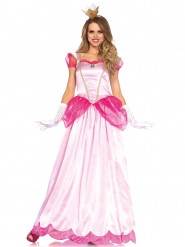 Rosa prinsessa - utklädnad vuxen