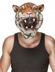 Tigermask i Latex Vuxen
