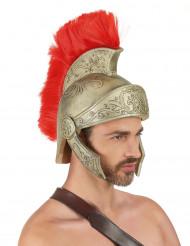Romersk Krigarehjälm i Latex Vuxen