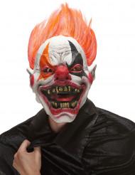 Helvetes clown - Latex mask till Halloween