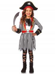 Pirattjej Maskeraddräkt för barn