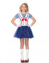 Söt sjömanklänning - Maskeradkläder för barn