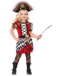 Detaljrik piratdräkt - Klänning till maskeraden för barn
