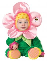 Premium blomdräkt bebis - Lyx