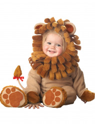 Lejondräkt bebis - Lyx