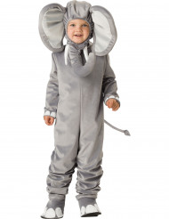 Elefantdräkt barn - Premium