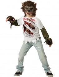 Premium varulv - Halloweenkläder för barn