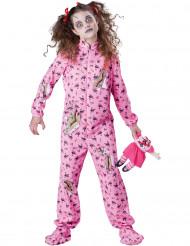 Maskeraddräkt zombie barn