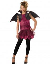 Fladdermusdräkt till Halloweenfesten för barn
