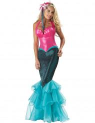 Premium sjöjungfru - utklädnad vuxen