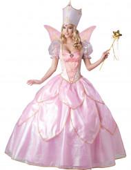 Premium rosa fé - utklädnad vuxen