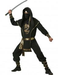 Ninjadräkt premium herrar